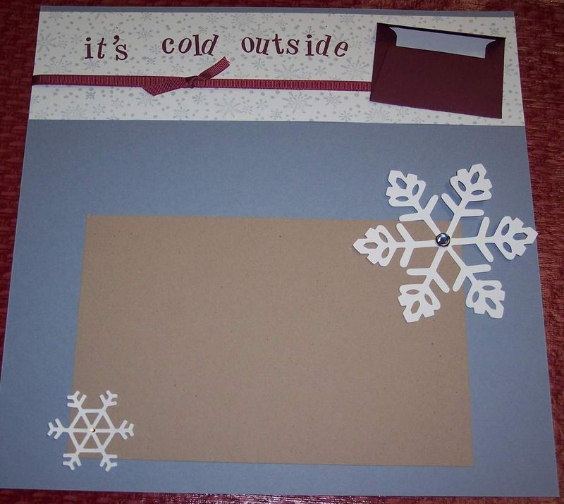 Scrapbook pages January 2010 Page 2