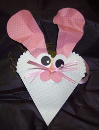 Easter Buny Basket 2011