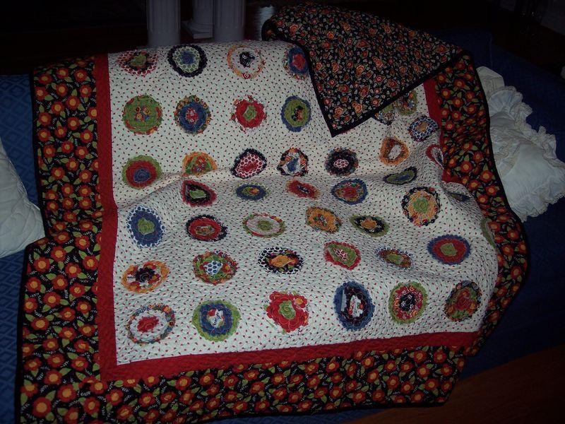 Mary englebright quilt