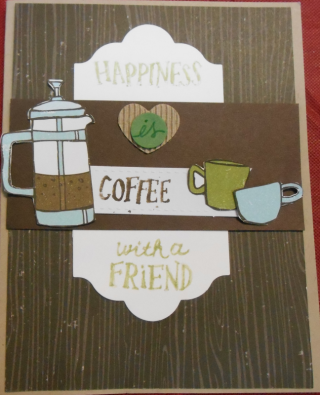 Coffee 1 card