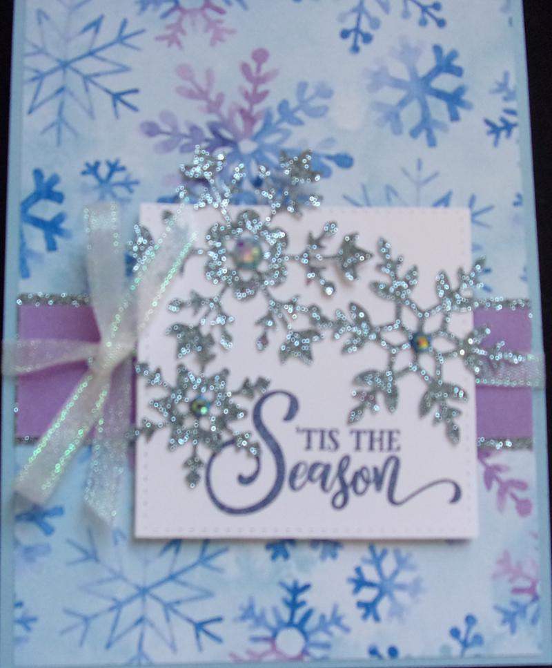 Tis the season snowflake