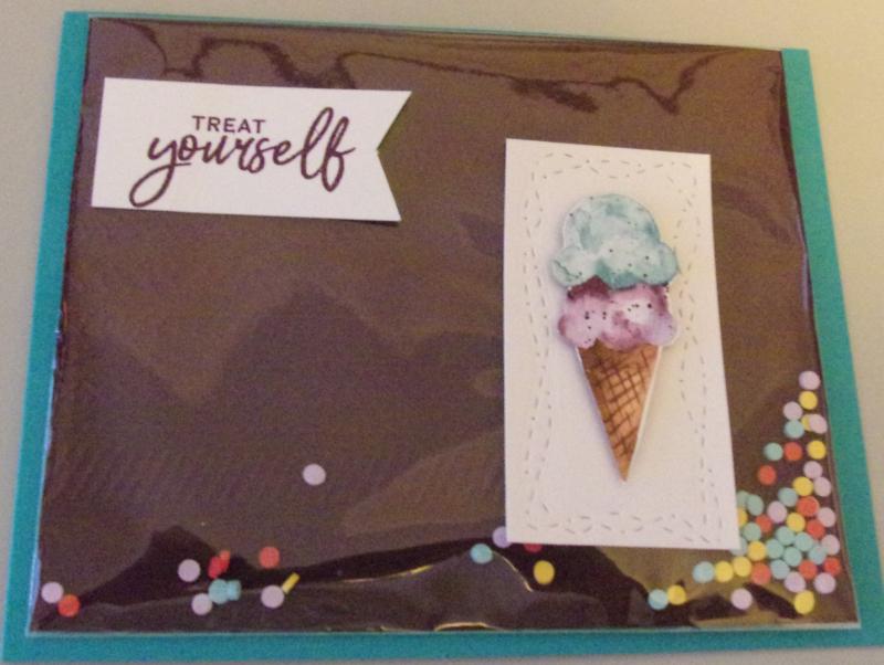 Ice Cream card 1