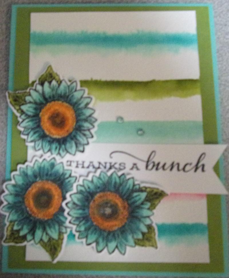 Sunflower Card Club