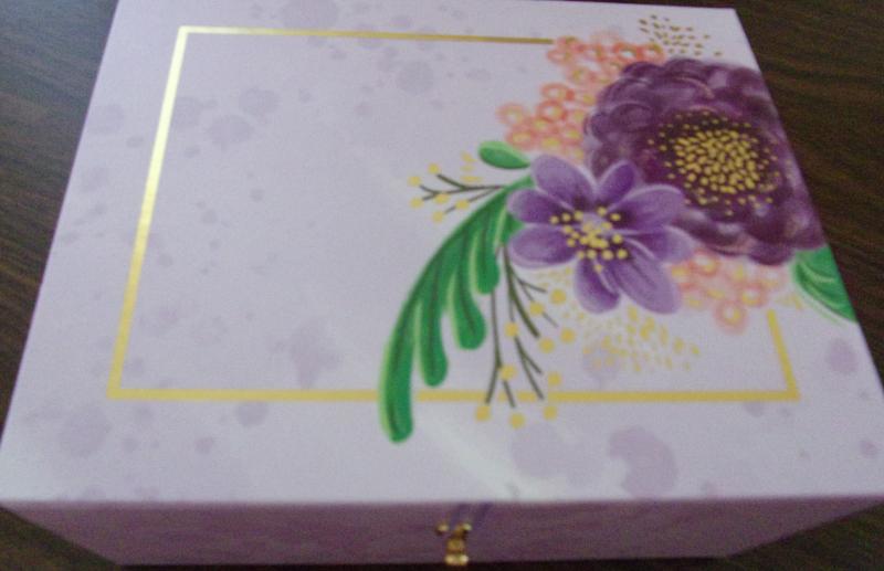 Prized Peony box