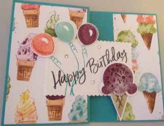 Ice Cream card 5