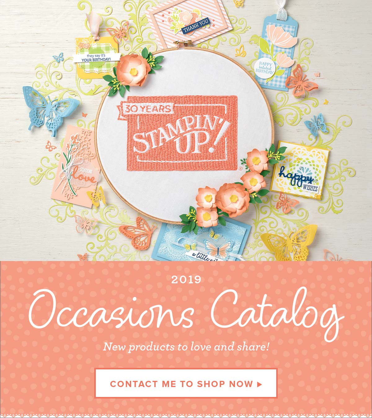 2019 Occasions Catalog