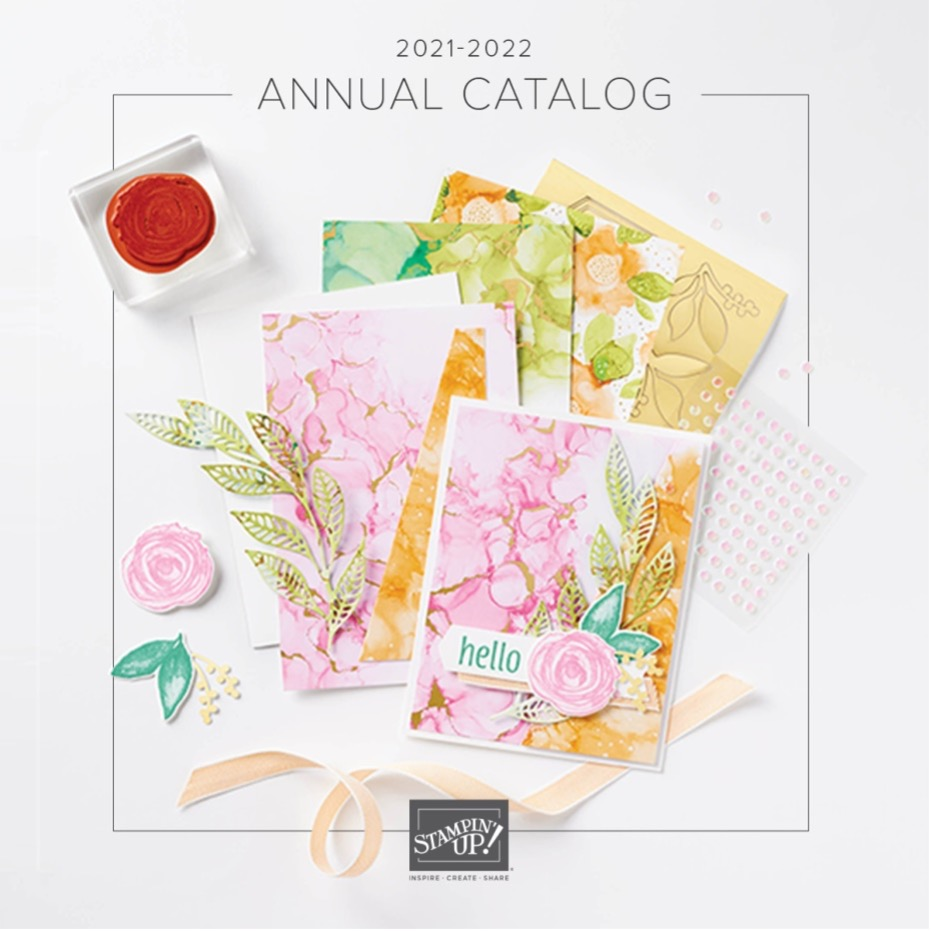 Stampin' Up! 2021-22 Catalog