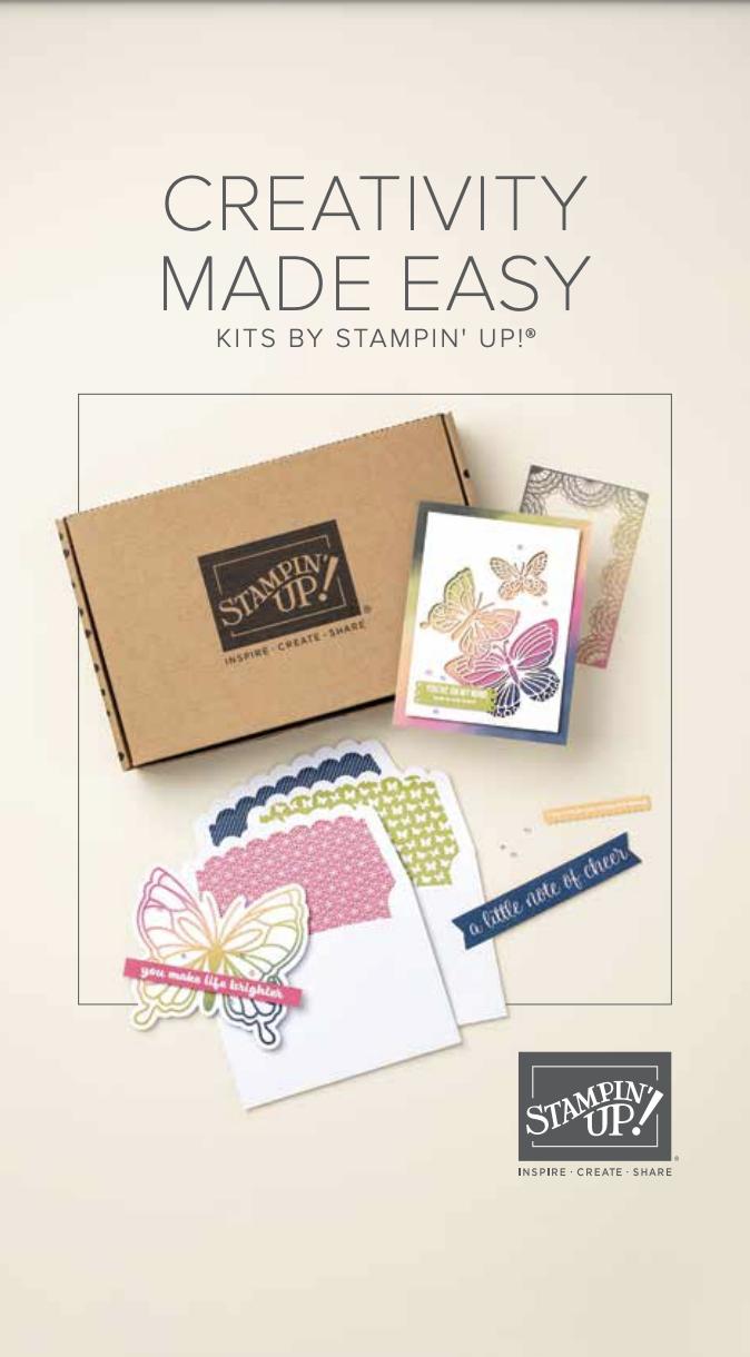 Stampin' Up! 2021-22 Beginner Catalog